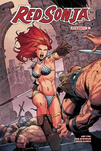 [Red Sonja #19 (Cover A Chen) (Product Image)]