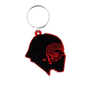 [Star Wars: The Rise Of Skywalker: Rubber Keychain: Kylo Ren (Product Image)]