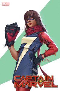 [Captain Marvel #31 (Inhyuk Lee Aapih Variant) (Product Image)]