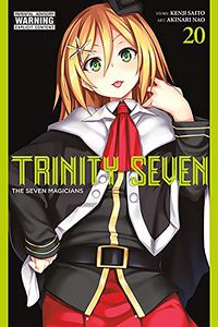 [Trinity Seven: 7 Magicians: Volume 20 (Product Image)]