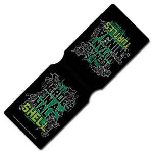 [Teenage Mutant Ninja Turtles: Card Holder: Turtles Quote (Product Image)]