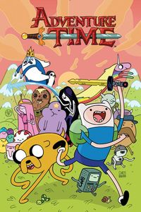 [Adventure Time: Volume 2 (Titan Edition) (Product Image)]