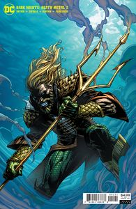 [Dark Nights: Death Metal #2 (Of 6) (David Finch Aquaman Variant Edition) (Product Image)]