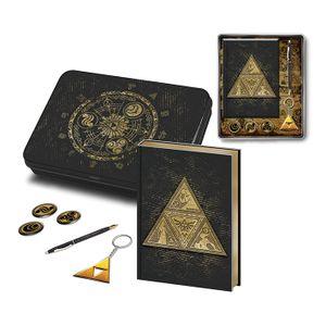 [Legend Of Zelda: Stationery Set: Tri-Force (Product Image)]