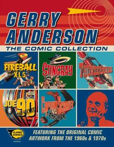 [Gerry Anderson: The Comic Collection (Hardcover) (Product Image)]
