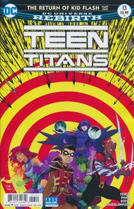 [Teen Titans #13 (Product Image)]