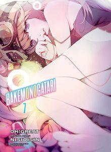 [Bakemonogatari: Volume 7 (Product Image)]