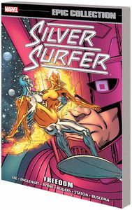[Silver Surfer: Epic Collection: Freedom (Product Image)]