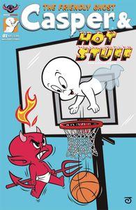 [Casper & Hot Stuff #1 (Scherer Mischief Cover) (Product Image)]