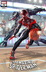 [Amazing Spider-Man #72 (Kael Ngu Variant) (Product Image)]