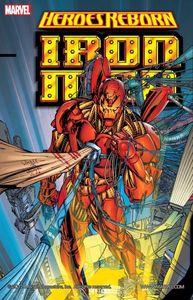 [Heroes Reborn: Iron Man (New Printing) (Product Image)]