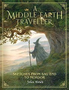 [A Middle Earth Traveller (Hardcover) (Product Image)]