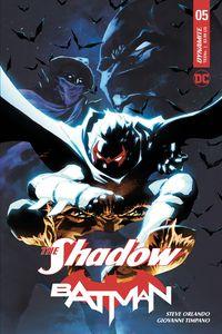[Shadow/Batman #5 (Cover B Tan) (Product Image)]