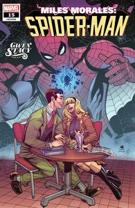 [Miles Morales: Spider-Man #15 (Bradshaw Gwen Stacy Variant) (Product Image)]