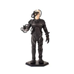[Star Trek: The Next Generation:Master Series Latinum Edition Statue: Locutus (Product Image)]