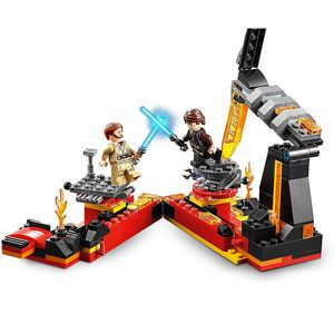 [LEGO: Star Wars: Revenge Of The Sith: Playset: Duel On Mustafar (Product Image)]