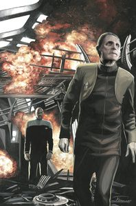 [Star Trek: Deep Space 9: Too Long A Sacrifice #1 (25 Copy Incentive Woodward) (Product Image)]