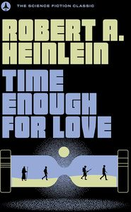 [Time Enough For Love (Product Image)]