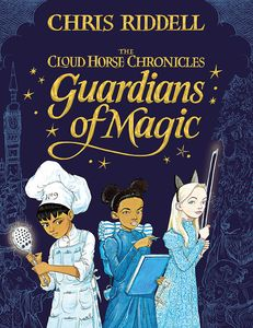 [Guardians Of Magic (Hardcover) (Product Image)]