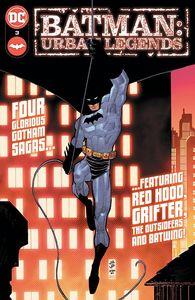 [Batman: Urban Legends #3 (Cover A John Romita Jr & Klaus Janson) (Product Image)]