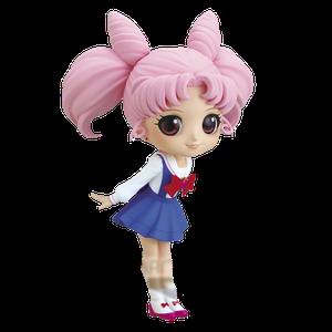 [Sailor Moon Eternal: Q Posket Statue: Chibiusa (Version A) (Product Image)]