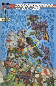 [Transformers Vs GI Joe #4 (Product Image)]
