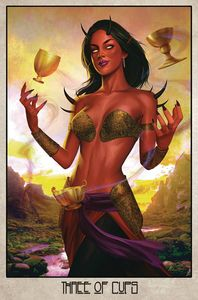 [Grimm Fairy Tales: Dance Of The Dead #6 (Cover D Meguro) (Product Image)]