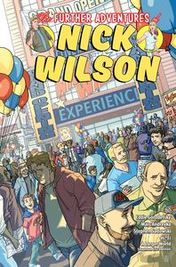 [Further Adventures Of Nick Wilson #5 (Cover A Woods) (Product Image)]