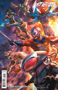 [Future State: Suicide Squad #2 (Cover B Derrick Chew Card Stock Variant) (Product Image)]