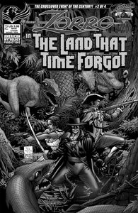 [Zorro: In Land That Time Forgot #2 (Cover A Martinez) (Product Image)]