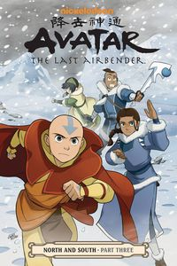 [Avatar: The Last Airbender: Volume 15: North South Part 3 (Product Image)]