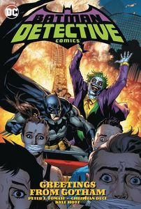 [Batman: Detective Comics: Volume 3: Greetings From Gotham (Product Image)]