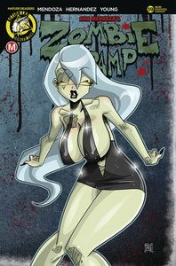 [Zombie Tramp Ongoing #59 (Cover E Mendoza Risque Limited Edition) (Product Image)]