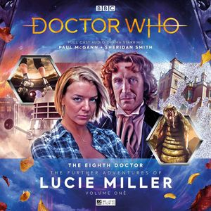 [Eighth Doctor Adventures: Further Adventures Of Lucie Miller (Product Image)]