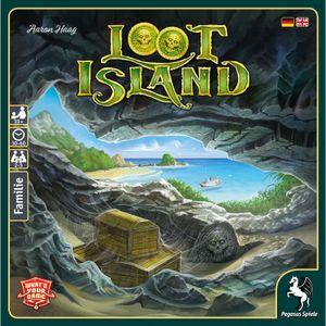 [Loot Island: Board Game (Product Image)]