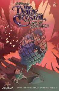 [Jim Henson's Dark Crystal: Age Of Resistance #10 (Cover A Finden) (Product Image)]