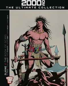 [2000AD: Ultimate Collection: Issue 70: Slaine: The Book Of Scars (Product Image)]
