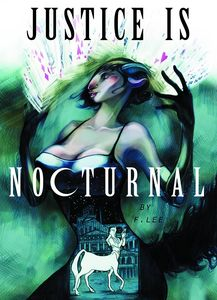[Justice Is Nocturnal (Product Image)]