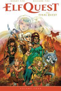 [ElfQuest: Final Quest: Volume 4 (Product Image)]