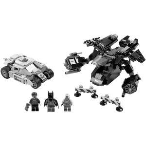 [DC: Lego: Superheroes: The Bat Vs Bane Tumbler Chase (Product Image)]