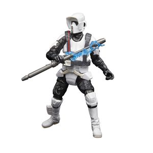 [Star Wars: Jedi Fallen Order: Vintage Collection Gaming Greats Action Figure: Shock Scout Trooper (Product Image)]