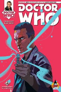[Doctor Who: 9th #1 (Forbidden Planet/LSCC Variant) (Product Image)]
