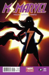 [Ms Marvel #2 (4th Printing McKelvie) (Product Image)]