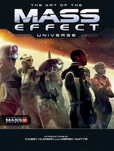 [The Art Of The Mass Effect Universe (Hardcover) (Product Image)]