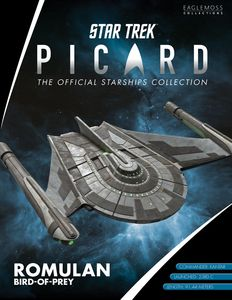 [Star Trek Universe Starships #3: Romulan Bird Of Prey (Product Image)]