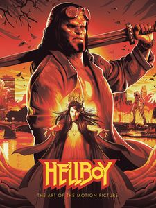 [Hellboy: The Art Of The Motion Picture (Hardcover) (Product Image)]