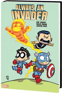 [Always An Invader (Skottie Young DM Edition Variant Hardcover) (Product Image)]