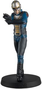 [Marvel: Movie Figure Collection #38 Nova Corps (Product Image)]