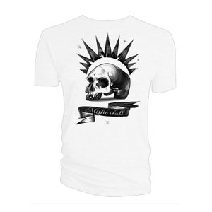 [Life Is Strange: T-Shirt: Chloe's Misfit Skull (Product Image)]