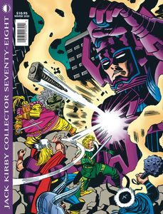 [Jack Kirby Collector: Standard Edition #78 (Product Image)]